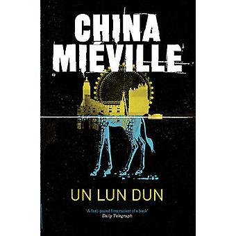 VN-Lun Dun door China Mieville - 9780330536684 boek