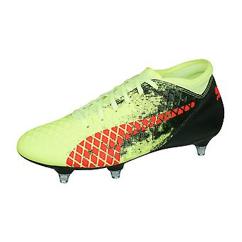 Puma Future 18.4 SG Mens Football Boots / Cleats - Yellow