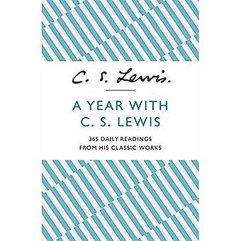 Ett år med C. S. Lewis: 365 dagliga avläsningar från hans klassiska verk