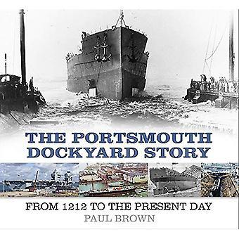 Die Portsmouth Dockyard Geschichte
