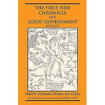 Erste neue Chronik und Buch der guten Regierung [gekürzt]