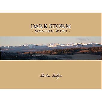 Donkere Storm verplaatsen West
