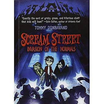 Invasion of the Normals (Scream Street)