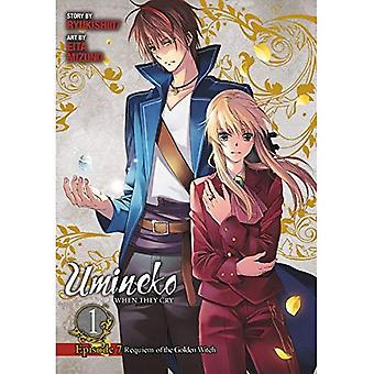 Umineko cuando lloran episodio 7: Requiem de la bruja de oro, Vol. 1