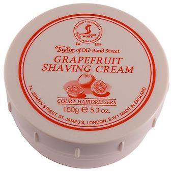 Taylor Old Bond Street rakkräm kruka 150g - grapefrukt