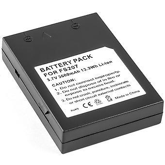 Batterij van de GPS van de enquête voor Magellan Promark 3 Thales MobileMapper CX MMCE 111141