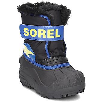 Chaussures bébés universel Sorel Snow Commander NC1877011