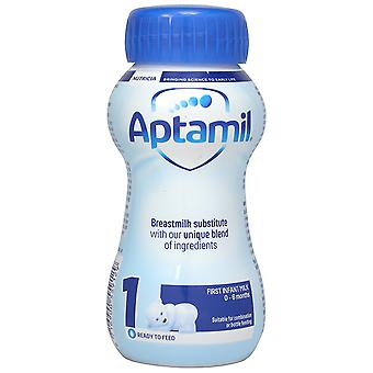 APTAMIL INF MILK RTD STAGE 1 FIRST MILK 200ML