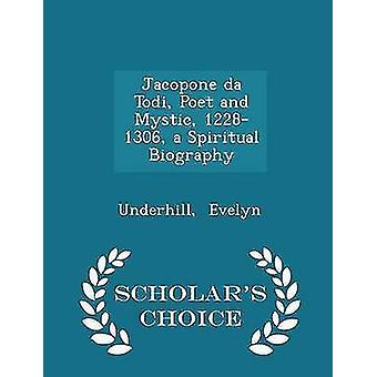 Jacopone da Todi الشاعر والصوفي 12281306