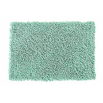Heine home bath mat bathroom rug mint, with a high loop pile, 100% polyester