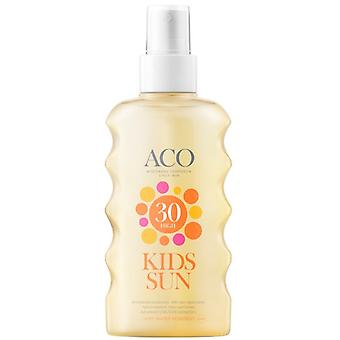 ACO Sun Spray Kids Spf 30 175ml