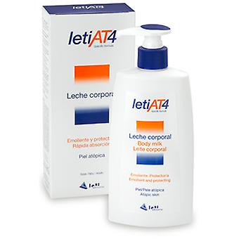 Leti At4 Leche Corporal  500 ml (Childhood , Children's Hygiene , Creams And Lotions )