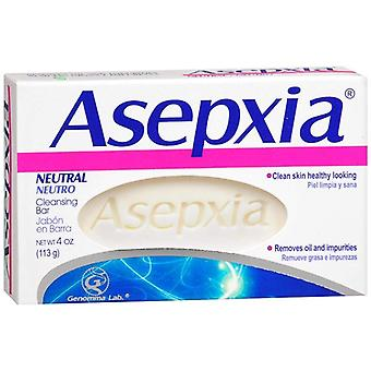 Asepxia neutral cleansing bar, 4 oz