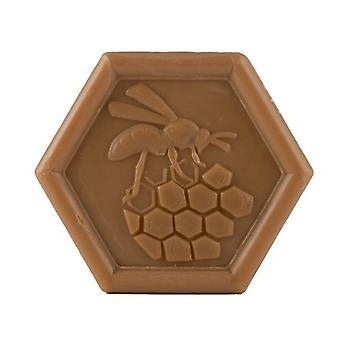 Savon de Marseille-miel avec propolis-soulage la peau inflammation acné neurodermatite chaud doux parfum 100 g