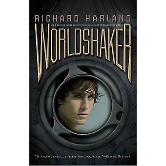 Worldshaker by Richard Harland - 9781416995531 Book