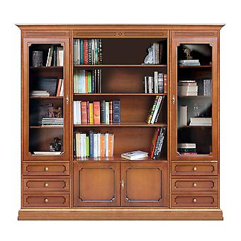 Mobile Wall Bookcase