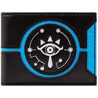 Zelda Hauch der wilden Logo-ID & Karte Bi-Fold Geldbörse
