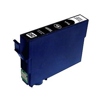 Zwart compatibele Inkjet Cartridge vervanging voor 288XL