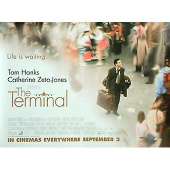 The Terminal Original Cinema Poster