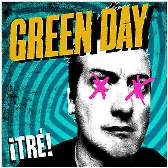 Green Day - Tre! [CD] USA import