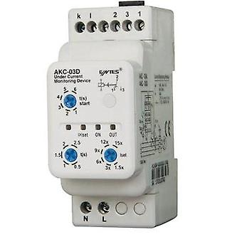 ENTES AKC-03D current monitoring relay AKC-03D