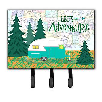 Let's Adventure Glamping Trailer Leash or Key Holder VHA3003TH68