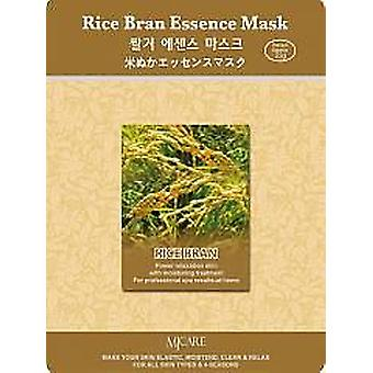 MJ Care Rice Bran Facial Mask (Woman , Cosmetics , Skin Care , Masks and exfoliants)