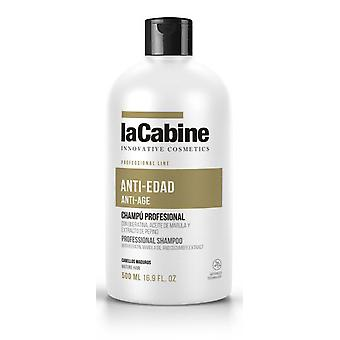 La Cabine Anti-Aging Shampoo 500 Ml (Woman , Hair Care , Shampoos)