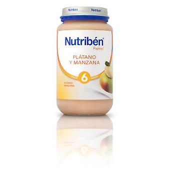 Nutribén Banana And Apple 250G (Enfance , Alimentation , Petits-pots)