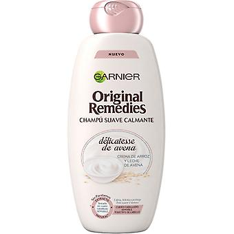 Garnier Original Oatmeal Soothing Scalp Remedies 250 Ml (Vrouwen , Capillair , Shampoo)