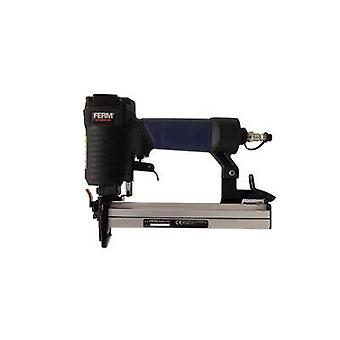 Pneumatic stapler 7 bar Ferm incl. case