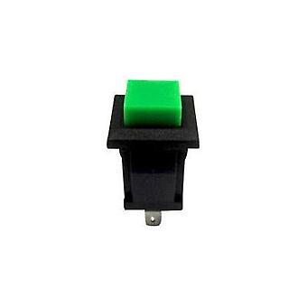 Pushbutton 250 Vac 0.5 A 1 x Off/(On) SCI R13-57A-05GN momentary 1 pc(s)