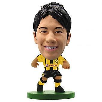 Borussia Dortmund SoccerStarz Kagawa sendt af sted