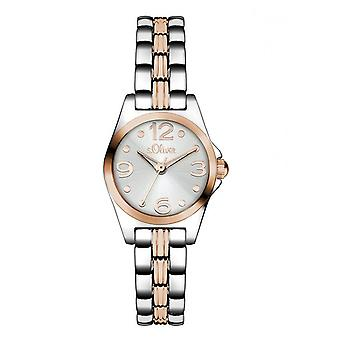 s.Oliver ladies watch wrist watch SO-3076-MQ