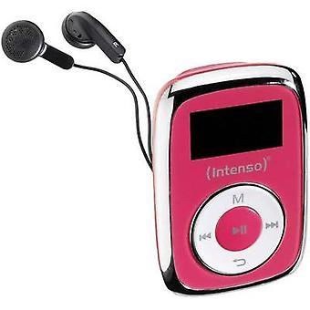 MP3 player Intenso Music Mover 8 GB Pink Clip