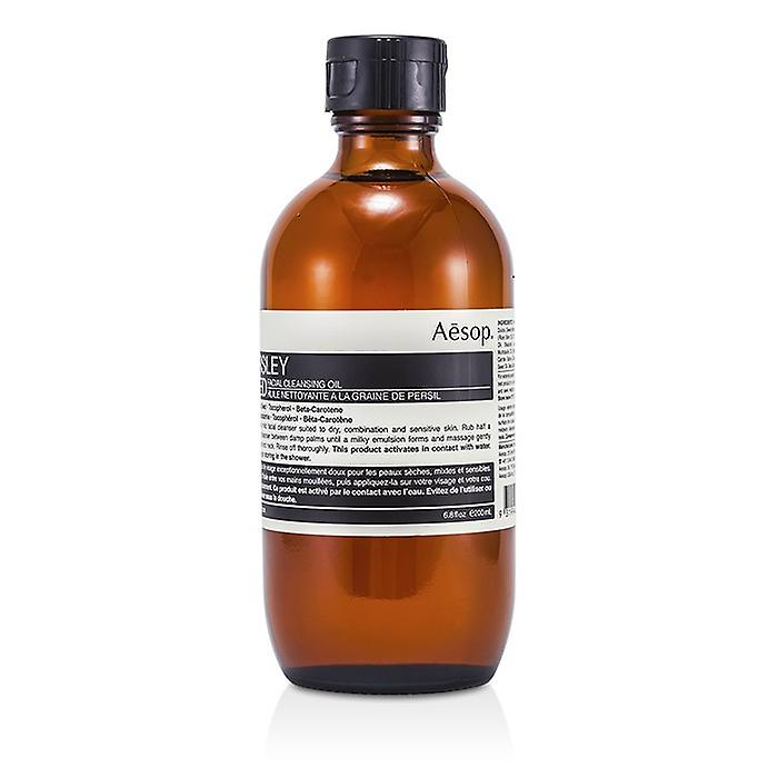 Aesop Parsley Seed Facial Cleansing Oil 200ml/6.7oz
