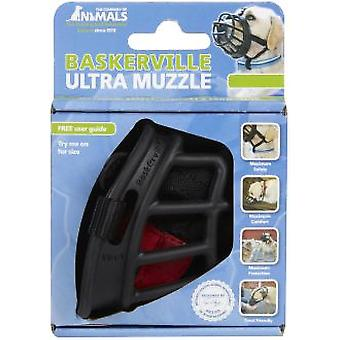 The Company Of Animals Baskerville Ultra Muzzle (Dogs , Walking Accessories , Muzzles)
