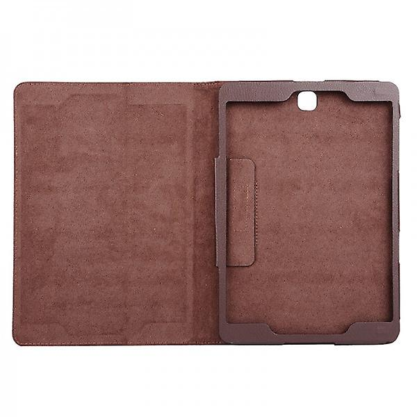 Sleeve brown Case for Samsung Galaxy Tab A 9.7 T555 T551 T550 T555N