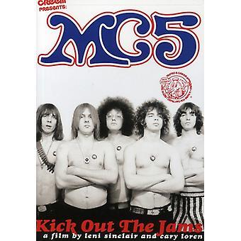 Mc5 - Kick Out the Jams [DVD] USA import