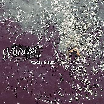 Witness U.K. - Under a Sun [CD] USA import