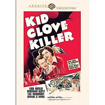 Import USA Kid Glove Killer [DVD]