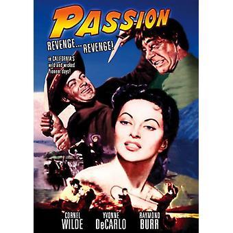 Passion [DVD] USA importerer