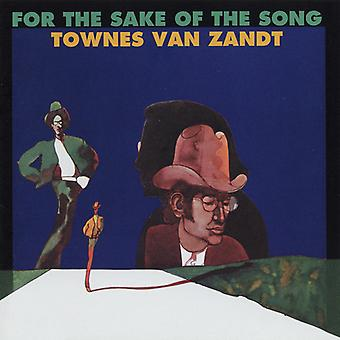 Townes Van Zandt - For the Sake of the Song [Vinyl] USA import