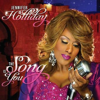 Jennifer Holliday - nummer Is You [CD] USA import