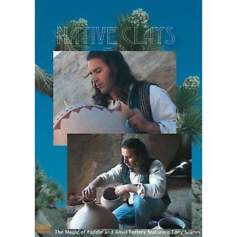 Native ler [DVD] USA importerer