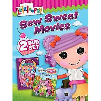 Lalaloopsy Sew Sweet Movies [DVD] USA import