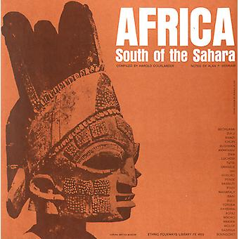 Afrika söder om Sahara - Afrika söder om Sahara [CD] USA import