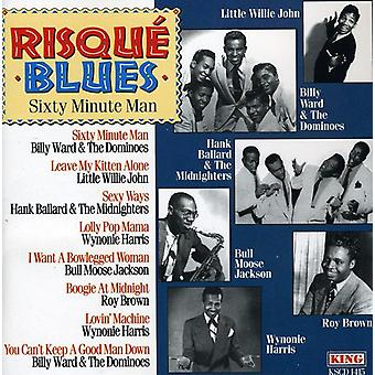 Risque Blues 60 Minute M - Risque Blues 60 Minute M [CD] USA importieren