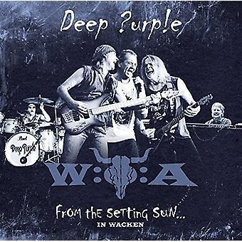 Deep Purple - fra den nedgående sol (i Wacken) [Vinyl] USA import