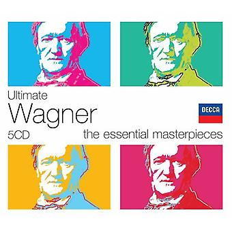 Ultimate Wagner - Ultimate Wagner: The Essential Masterpieces [Box Set] [CD] USA import